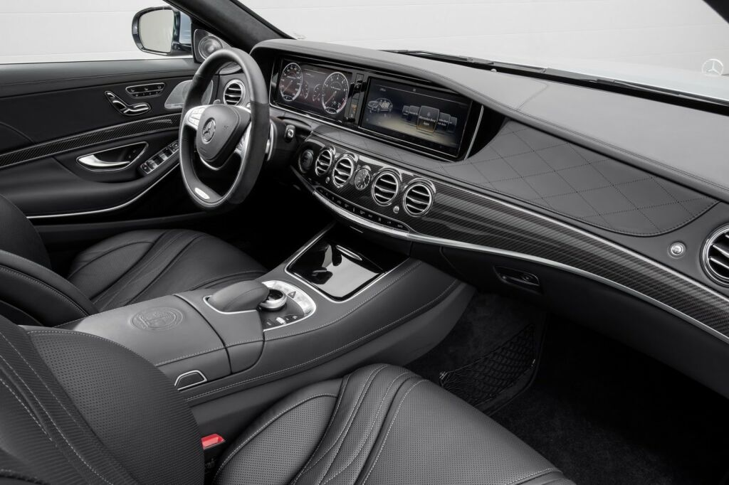 2014 Mercedes Benz S63 AMG 6 2014 Mercedes Benz S63 AMG features and photos