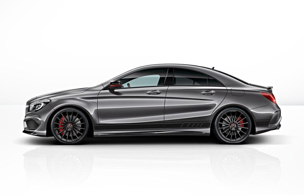 Mercedes Announces 2014 Cla 45 Amg Edition 1