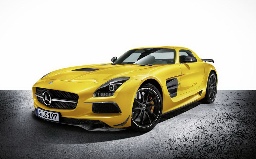 2014 Mercedes SLS AMG Black Series 2 Prices of 2014 SLS Black Series and C63 AMG Edition 507 announced