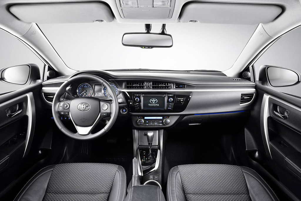 2014 Toyota Corolla EU version 11 2014 Toyota Corolla EU version features and details