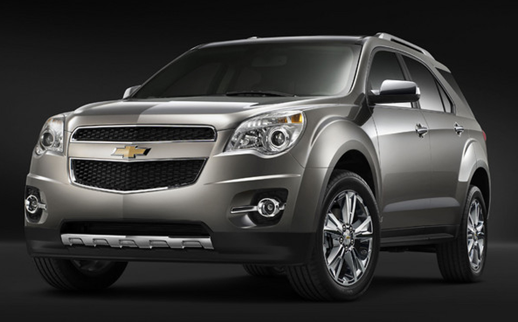 2016 Chevrolet Equinox Lighter Version of Chevrolet Equinox to be launched in 2015
