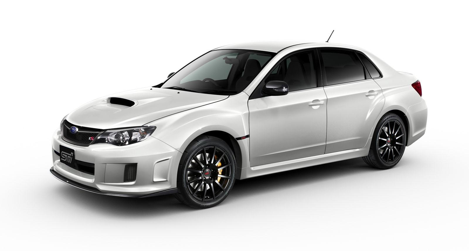 Subaru WRX STI tS Type RA 13 Subaru introduces 2014 WRX STI tS Type RA in Japan
