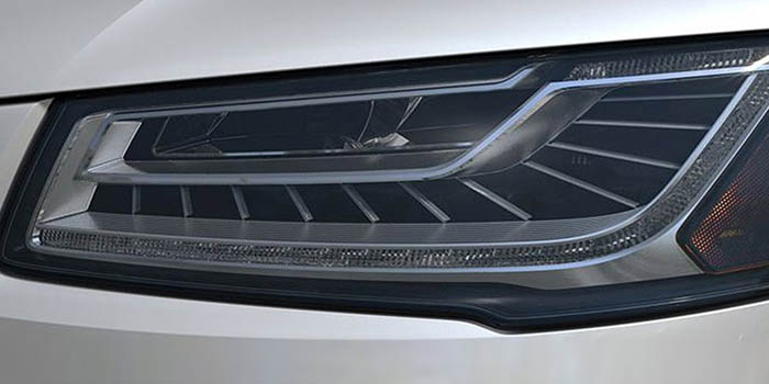 audi a8 matrix ed 531 Audi A8 facelift to feature Matrix LED headlights