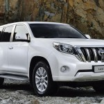 2013 Toyota Land Cruiser Prado  (2)