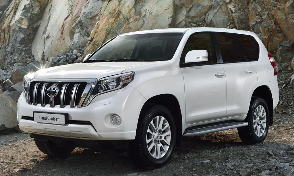 2013 Toyota Land Cruiser Prado 9 2014 Toyota Land Cruiser Prado photos and details