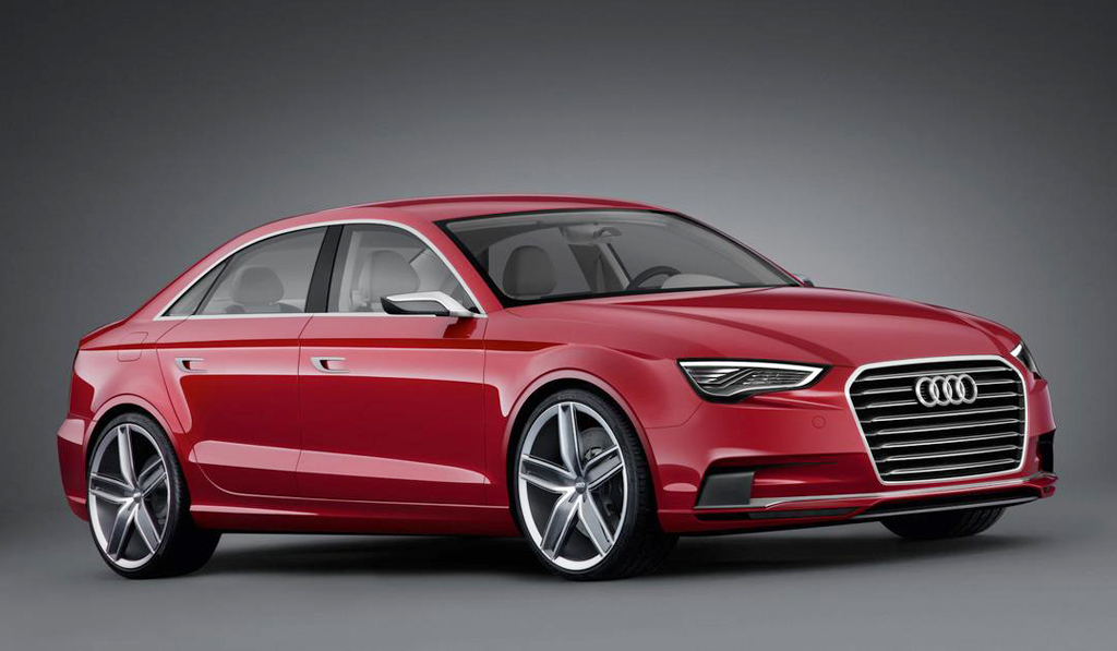 2014 Audi A3 2014 Audi A3 added with new features