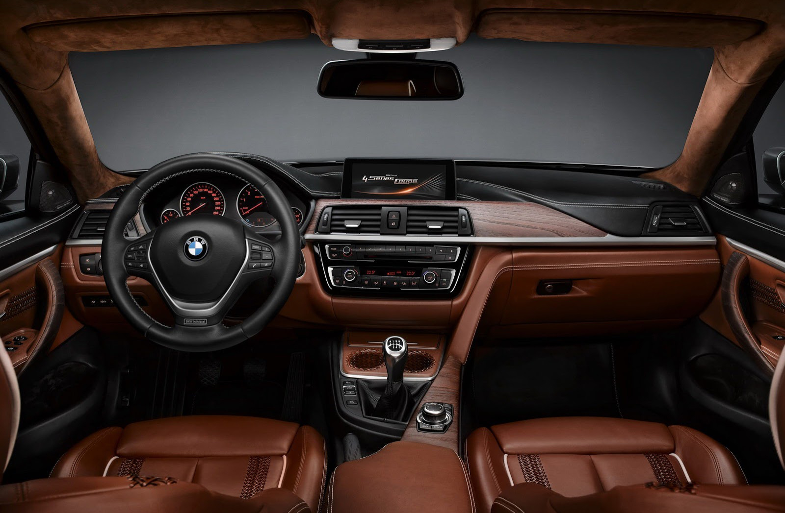 2014 BMW 4 Series Coupe 6 2014 BMW 4 Series Coupe features