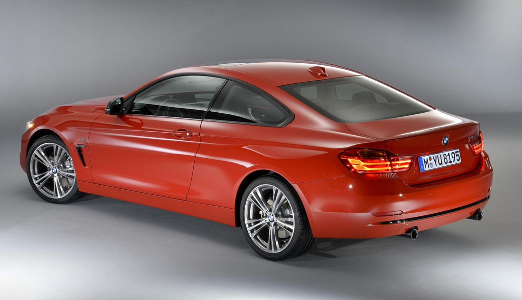 2014 BMW 435i Coupe 13 2014 BMW 435i Coupe launched ,details and photos