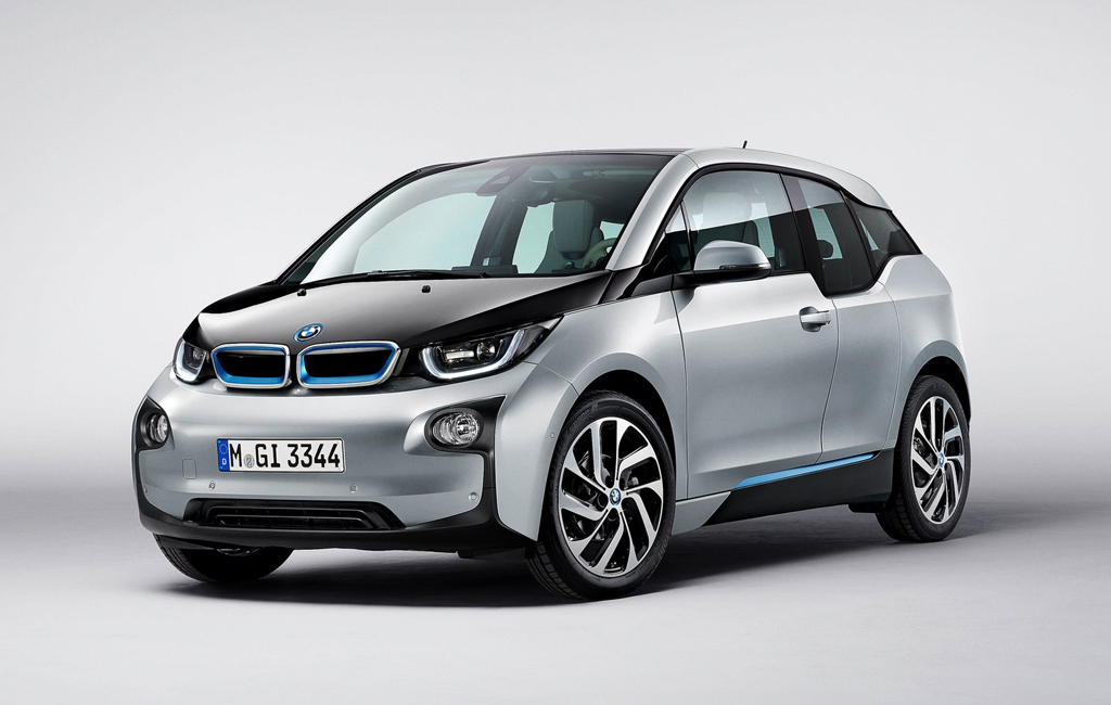 2014 BMW i3 17 2014 BMW i3 – the first completely electric powered car