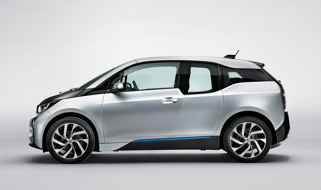 2014 BMW i3 18 2014 BMW i3 – the first completely electric powered car