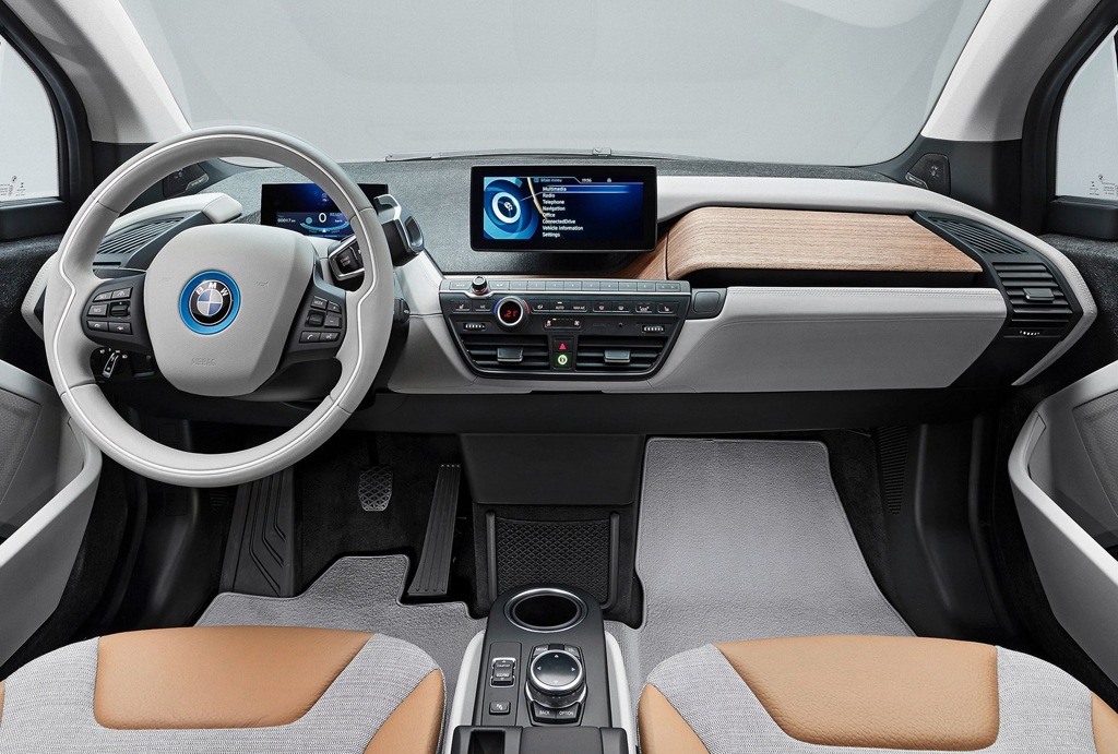 2014 BMW i3 4 2014 BMW i3 – the first completely electric powered car