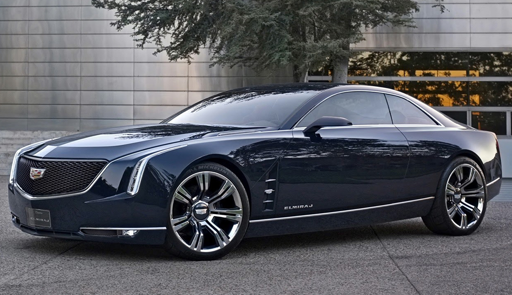 2014 cadillac elmiraj concept details. Cars Review. Best American Auto & Cars Review