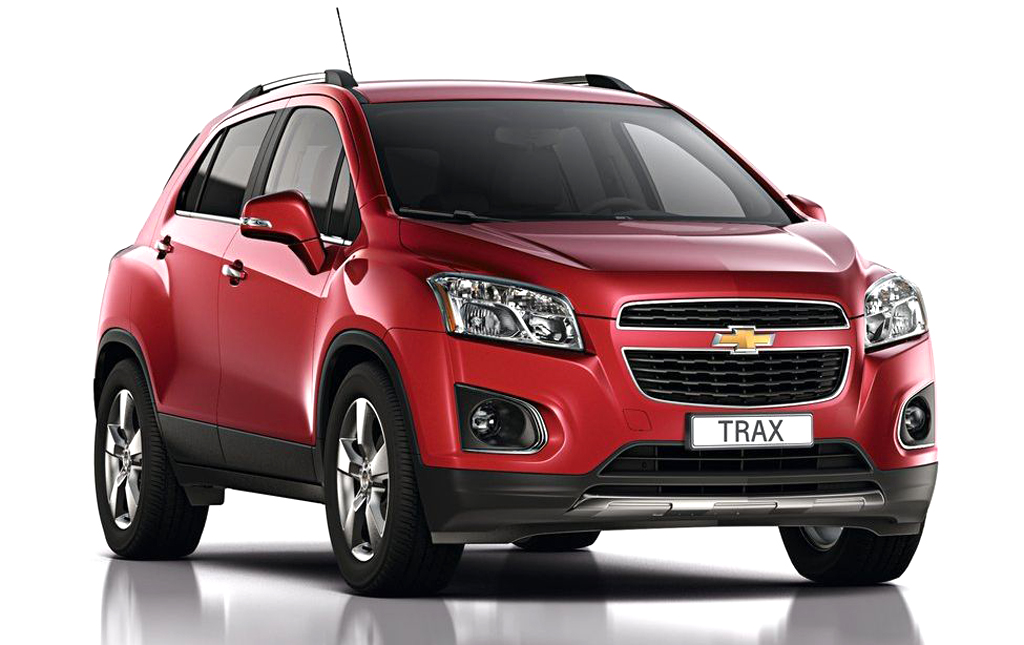 2014 Chevrolet Trax SUV 1 2014 Chevrolet Trax pricing announced for UK