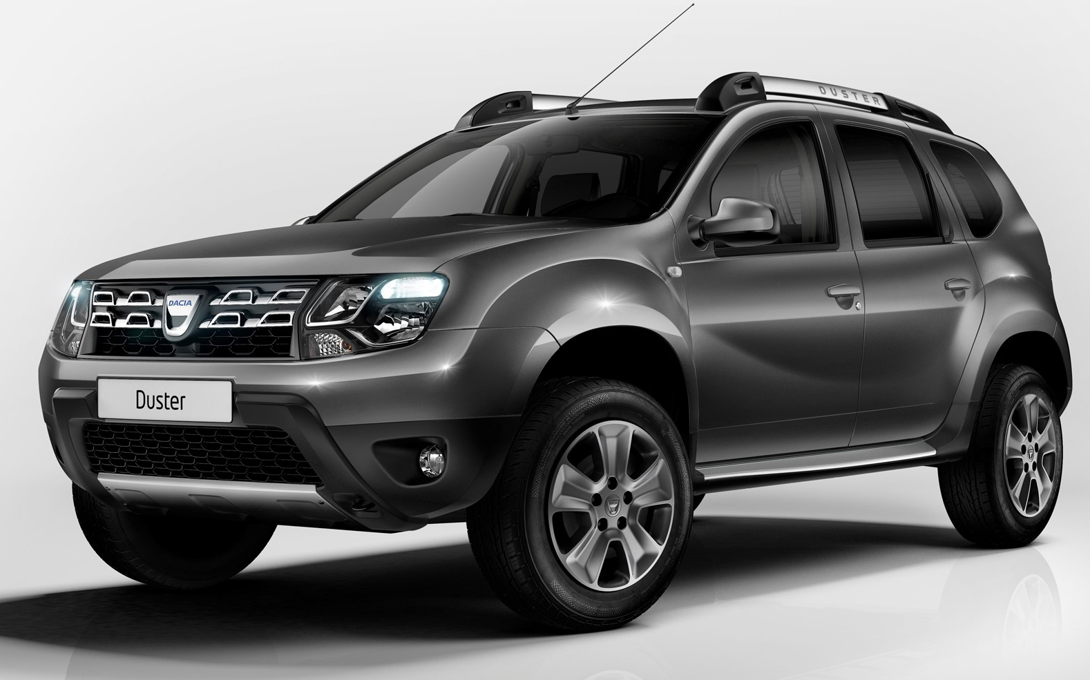 2014 Dacia Duster SUV 1 Dacia Duster SUV 2014 receives mild restyling