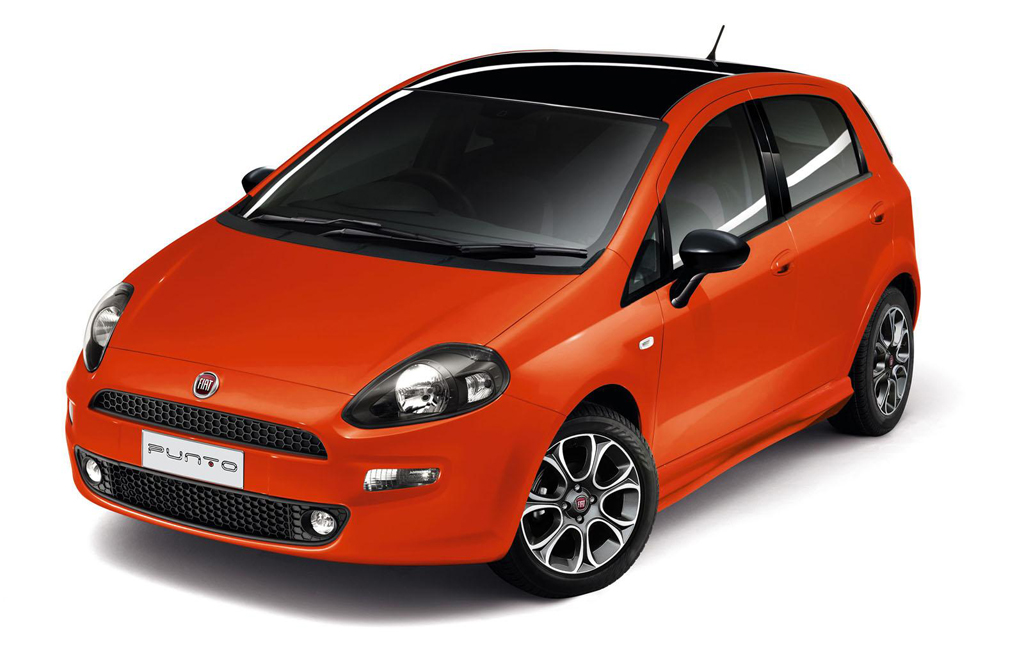 2014 Fiat Punto Sporting 2014 Fiat Punto Sporty Variant introduced in UK details