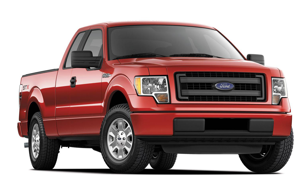 2014 Ford F 150 STX SuperCrew 2014 Ford F 150 STX SuperCrew unveiled   details and images