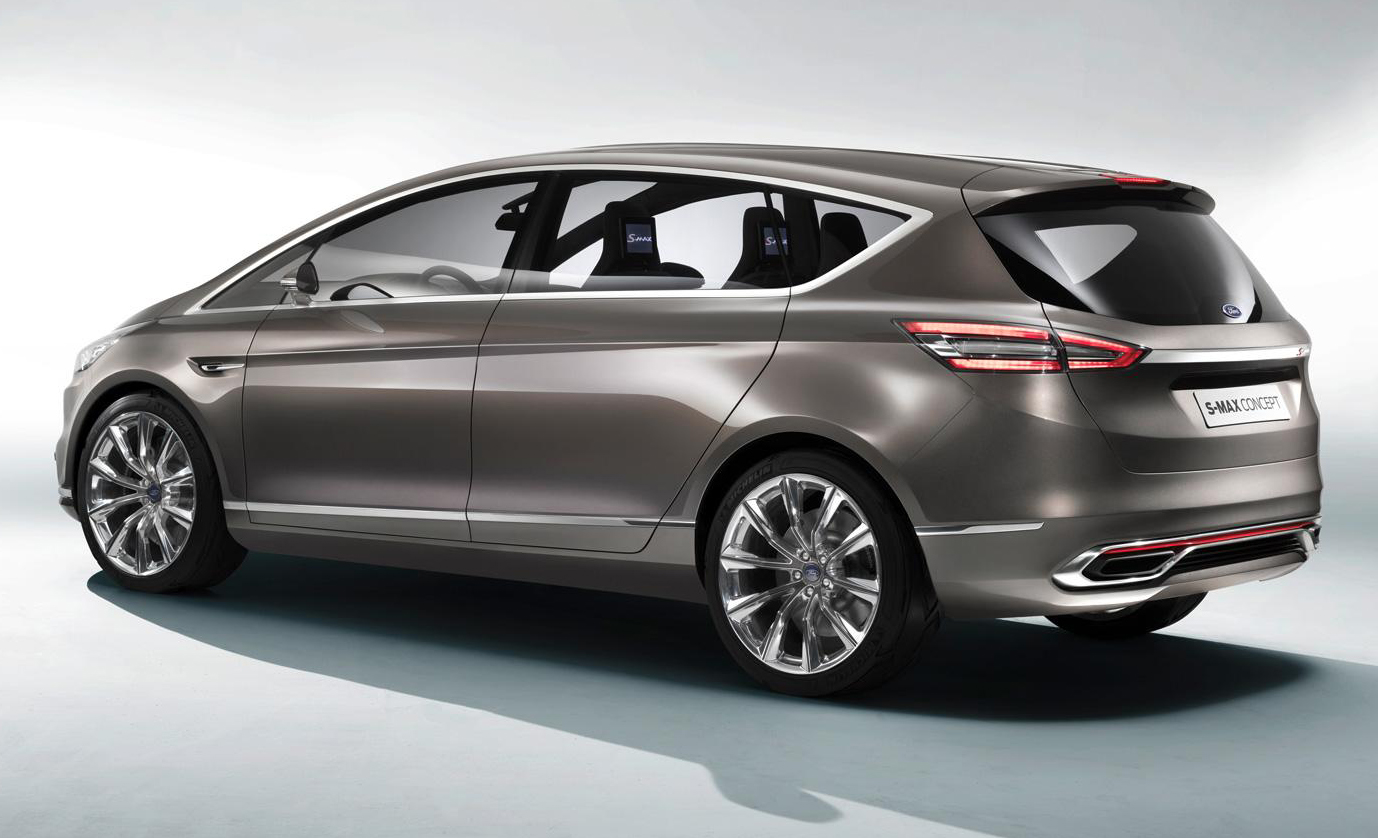 details of 2014 ford s max concept revealed