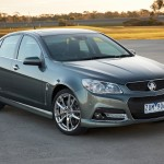 2014 Holden VF Commodore Ute SSV Redline (1)