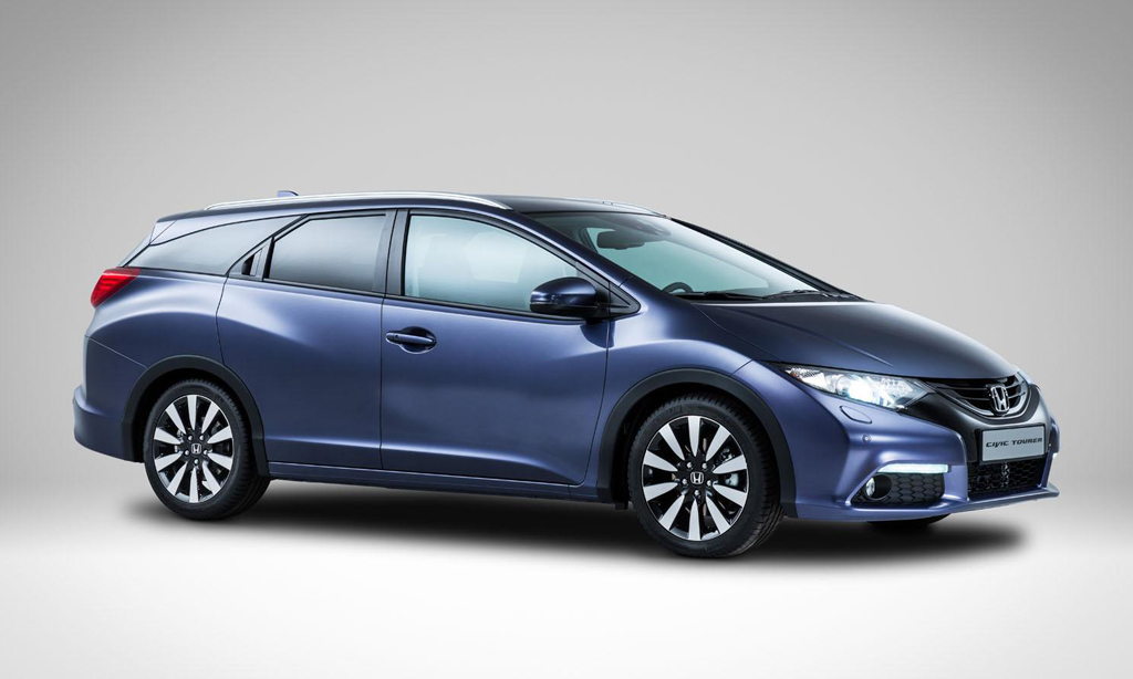 2014 Honda Civic Tourer 1 2014 Honda Civic Tourer details and features