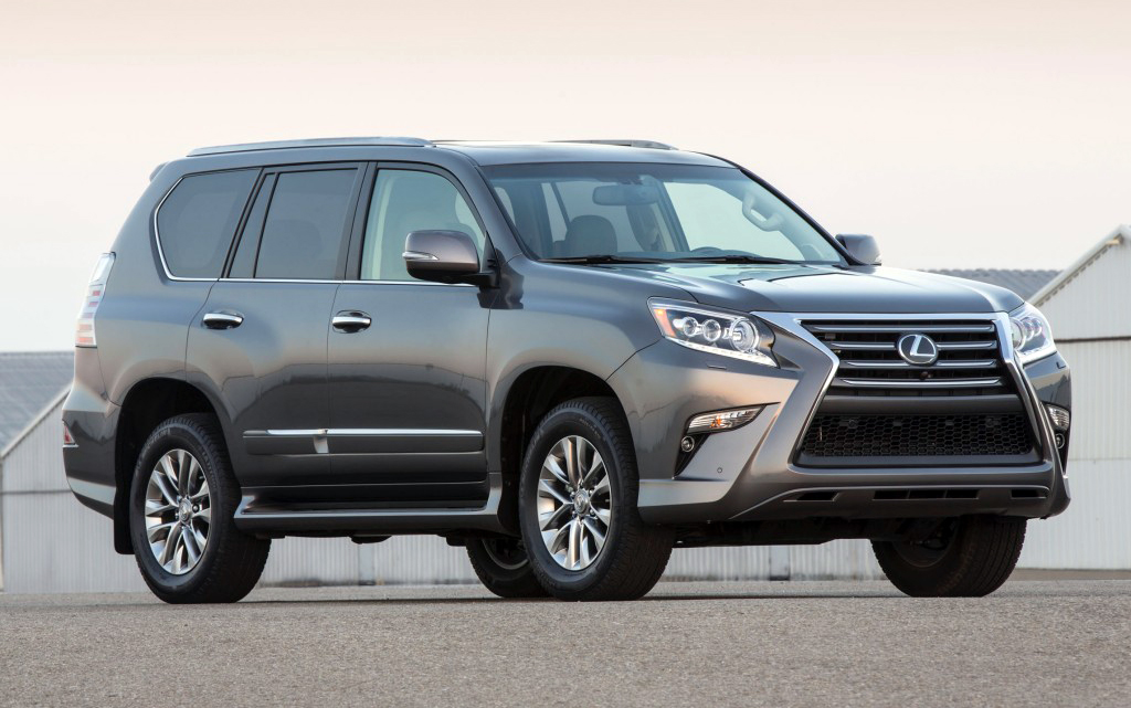 2014 Lexus GX 460 1 2014 Lexus GX 460 details and photos