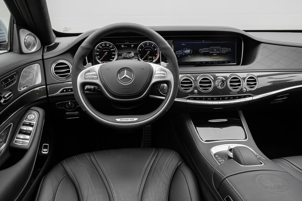 2014 Mercedes Benz S65 AMG 14 2014 Mercedes Benz S65 AMG to have 630 HP   report