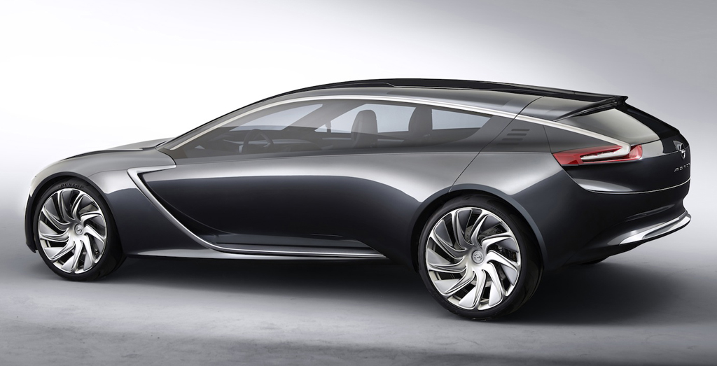 2014 Opel Monza Concept 4 2014 Opel Monza Concept car revealed