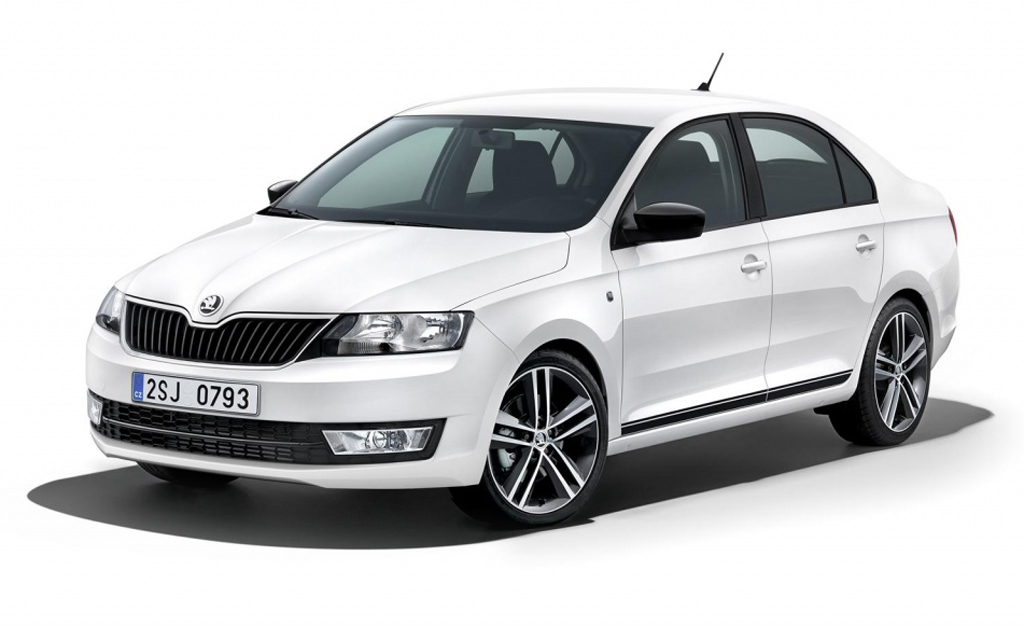 2014 Skoda Rapid StylePlus 1 2014 Skoda Rapid StylePlus debuts in Europe