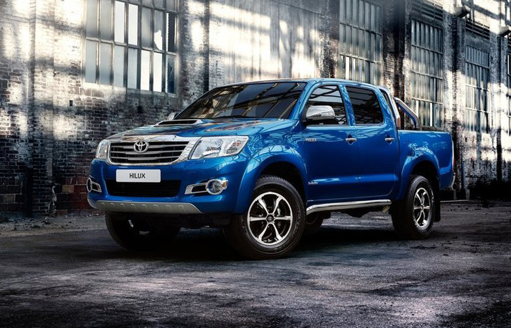 2014 Toyota Hilux Invincible 1 2014 Toyota Hilux Invincible details and photos