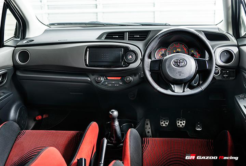 2014 Toyota Vitz Grmn Turbo Launched For The Japanese