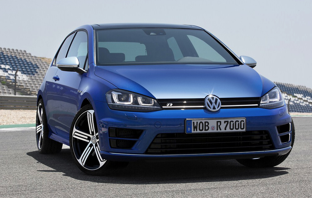 2014 Volkswagen Golf R 1 2014 Volkswagen Golf R car details