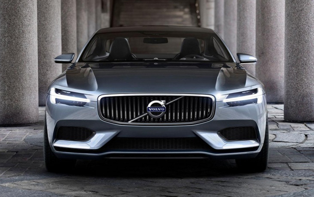 2014 Volvo Coupe Concept 5 2014 Volvo Coupe ready to debut at Frankfurt with XC90