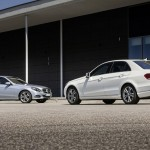 Mercedes E-Class Natural Gas Drive & BlueEFFICIENCY Edition (1)