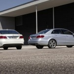 Mercedes E-Class Natural Gas Drive & BlueEFFICIENCY Edition (2)