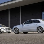 Mercedes E-Class Natural Gas Drive & BlueEFFICIENCY Edition (3)