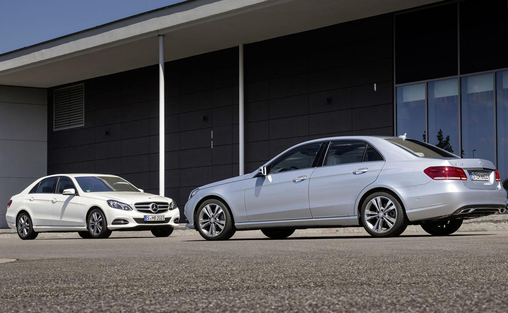 Mercedes E Class Natural Gas Drive BlueEFFICIENCY Edition 3 Mercedes announces E Class Natural Gas Drive and BlueEFFICIENCY Editions