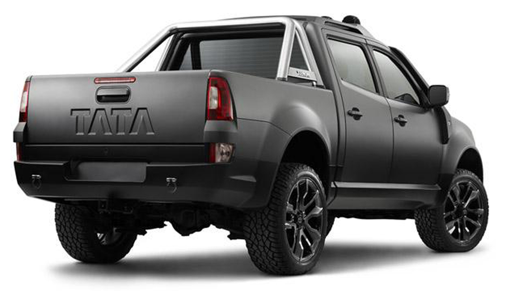 Tata Tuff Truck Concept 1 2014 Tata Tuff Truck Concept unveiled