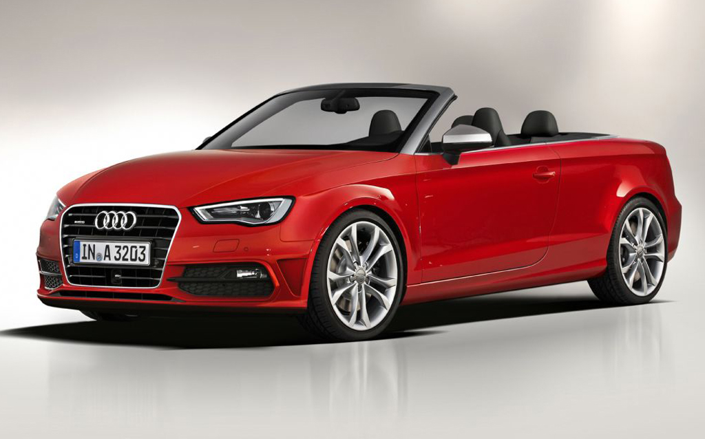 2014 Audi A3 Cabriolet 2014 Audi A3 Cabriolet features and photos