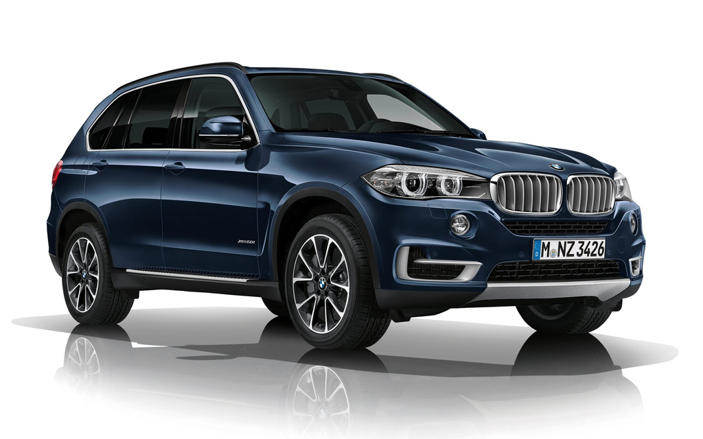 2014 BMW X5 Security Plus Concept 2014 BMW X5 Security Plus Concept to be presented at the Frankfurt Motor Show