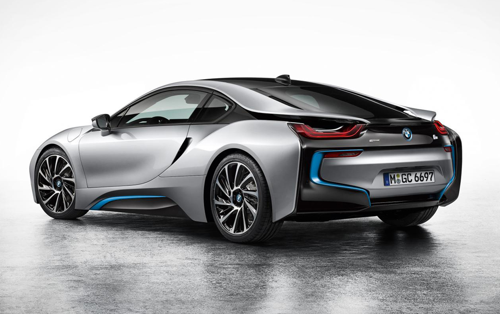 2014 BMW i8 8 2014 BMW i8 – the latest sporting car  features and photos