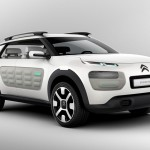 2014 Citroen Cactus concept photos (1)