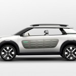 2014 Citroen Cactus concept photos (3)