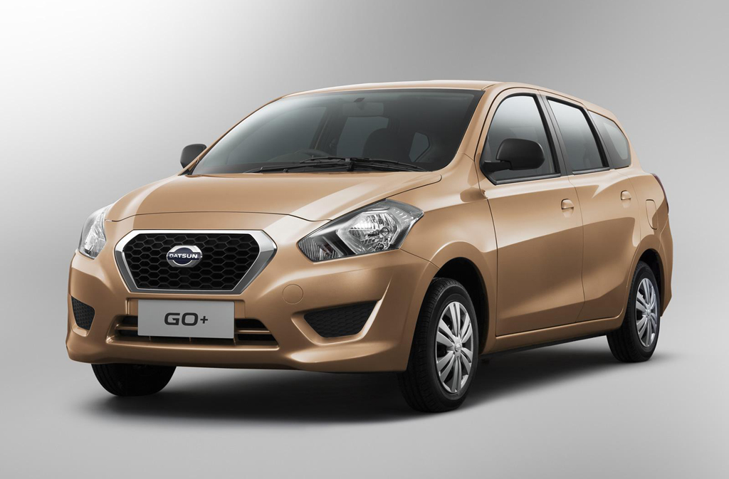 2014 Datsun GO+ 1 2014 Datsun GO+ features announced