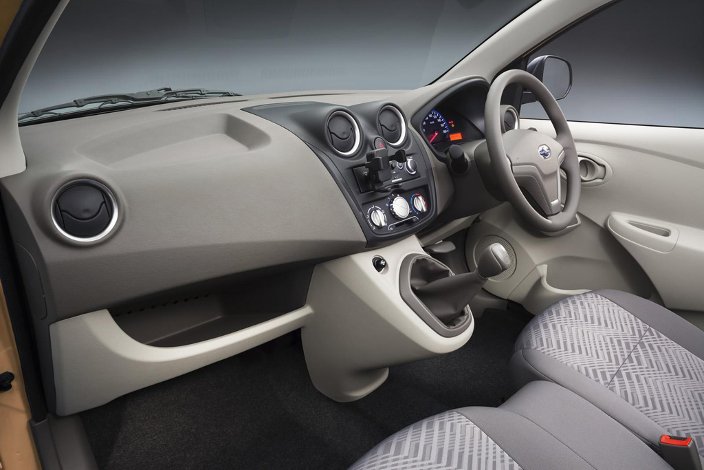 2014 Datsun GO+ 12 2014 Datsun GO+ features announced