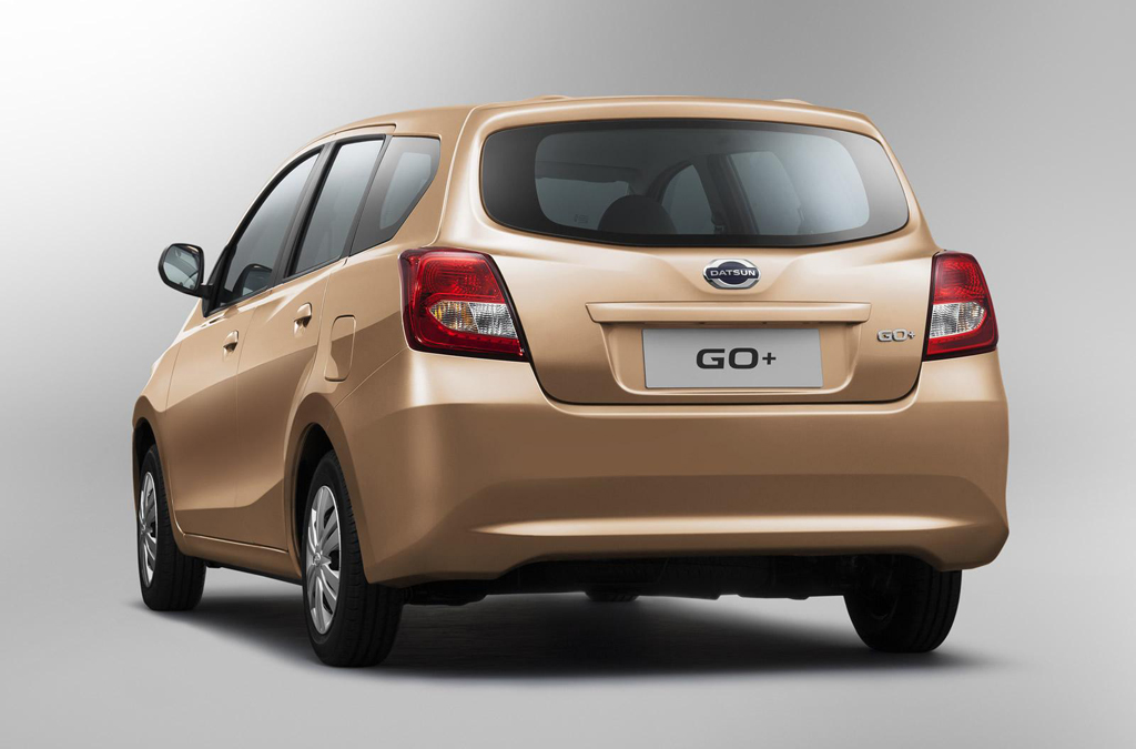 2014 Datsun GO+ 7 2014 Datsun GO+ features announced