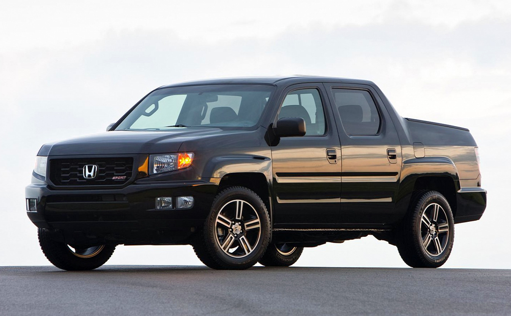 2014 Honda Ridgeline Special Edition 2 2014 Honda Ridgeline introduced, features and images