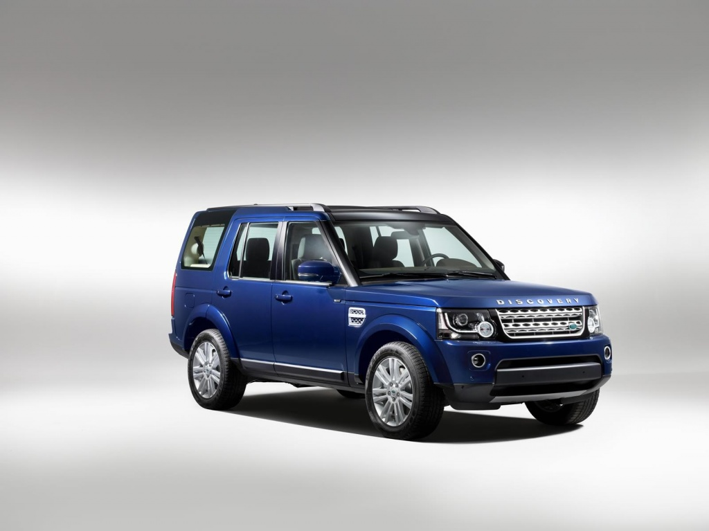 2014 Land Rover Discovery facelift photos 1 2014 Land Rover announces Discovery Facelift features and details