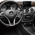 2014 Mercedes-Benz GLA Edition 1 Interior