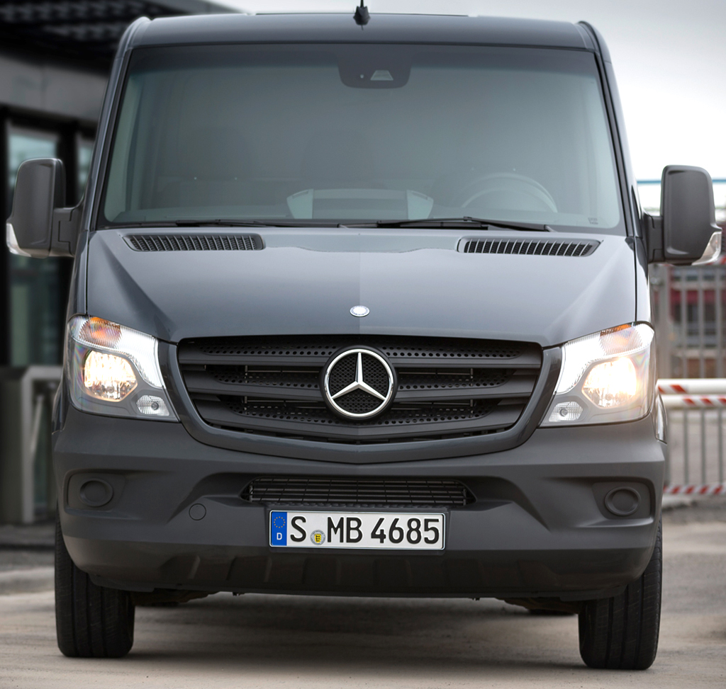 2014 Mercedes Benz Sprinter 10 2014 Mercedes Benz Sprinter goes from strength to strength