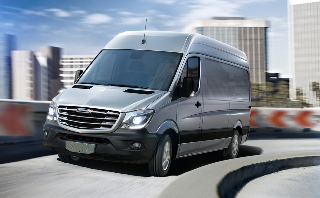 2014 mercedes benz sprinter goes from strength to strength for Mercedes benz sprinter 2014