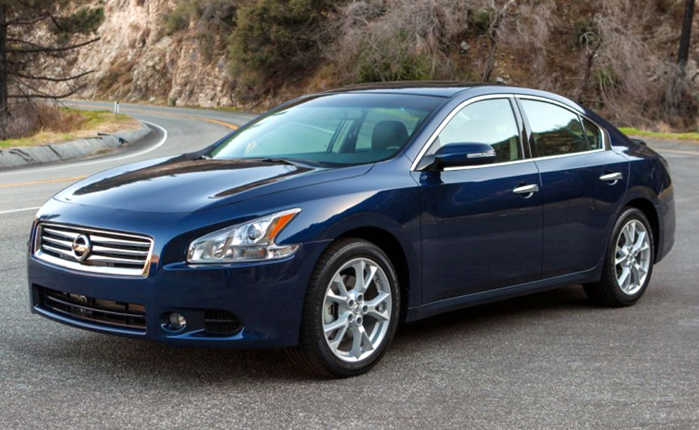 2014 Nissan Maxima 2014 Nissan Maxima features and pricing announced